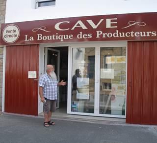 La Boutique des producteurs