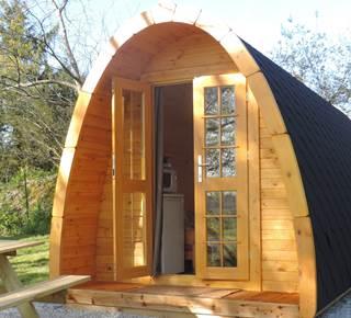 Camping de l'Étang du Dordu