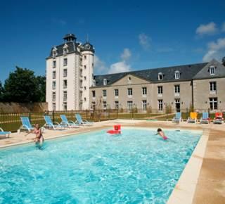 Résidence Odalys Château de Kéravéon