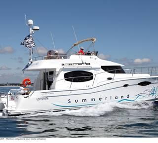 JPC Marine - Sorties en mer