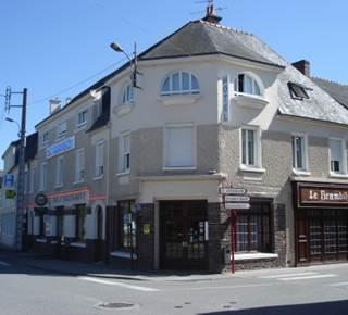 Hôtel-Restaurant Le Brambily