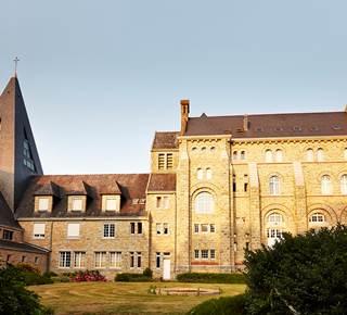 Abbaye Sainte-Anne de Kergonan