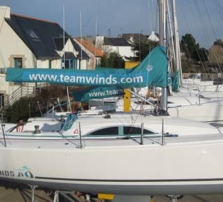 Team Winds - Sorties en mer avec skipper