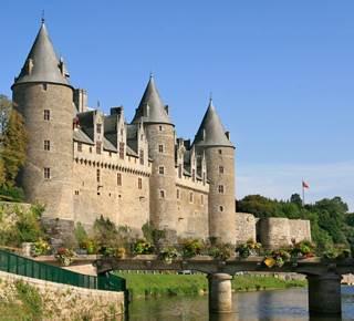 Château et parc de Josselin