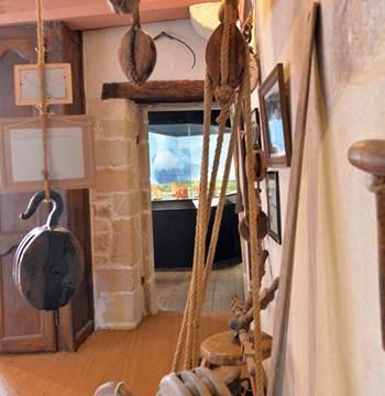 Musée de la Vilaine Maritime La Roche Bernard Morbihan Bretagne Sud