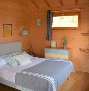 Le Nordic Lodge au Pertuis du Rofo - Nivillac