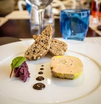 Brasserie contemporaine restaurant Vannes