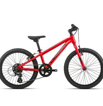 Vélo enfant ORBEA MX20 rouge, pour enfants entre 115cm-135cm (5 - 8 ans)