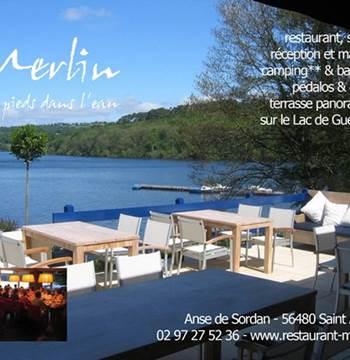 Camping-Merlin-les-pieds-dans-l'eau-Morbihan-Bretagne-Sud.