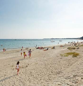 plage du Roaliguen - Sarzeau - Presqu'île de Rhuys - Golfe du Morbihan