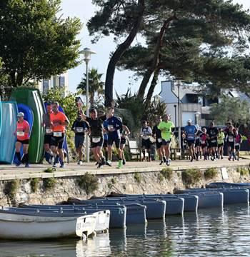 Marathon de Vannes - Golfe du Morbihan - Bretagne Sud