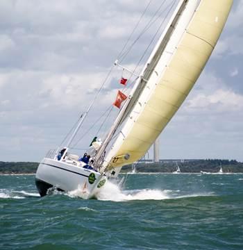 Naviguez en course avec Challenge Ocean