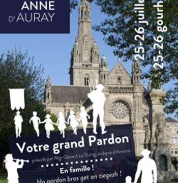 affiche grand pardon ste anne