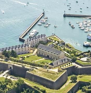 Hotel-Citadelle-Vauban-Belle ile-Morbihan-Bretagne-Sud