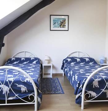Gîte n°56G25211 – TOUR-DU-PARC (LE) – Morbihan Bretagne Sud