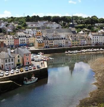 Belle Ile en Mer Le Palais - Morbihan Bretagne Sud