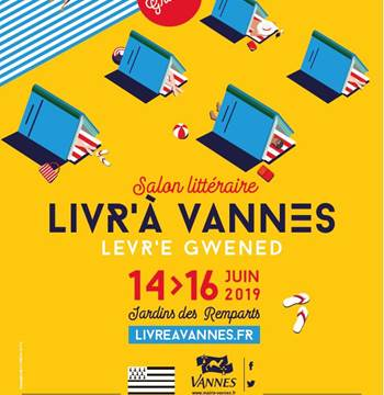 Salon Livr'à Vannes