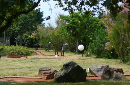Mini-Golf de la Mine d'Or