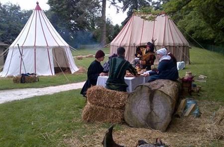 Campement de Chasse : Rencontre avec un Veneur du Domaine de Suscinio
