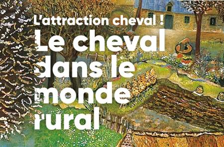 Exposition: L'attraction cheval
