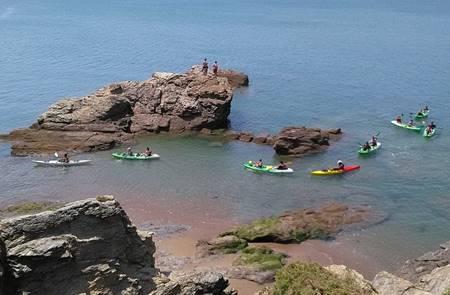 Escapades kayak à Billiers