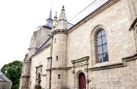 Visite guidée de la Chapelle de Sainte-Avoye - Détour d'Art