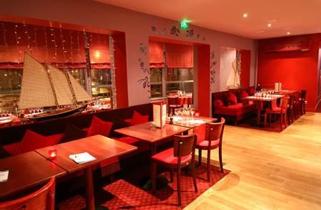 Restaurant du Casino Le Seven