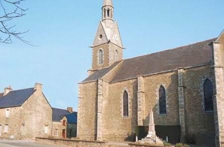 Eglise de Saint-Guyomard
