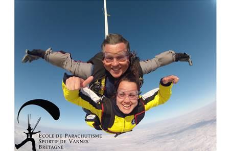 Ecole de Parachutisme de Vannes Bretagne