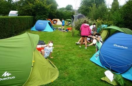 Aire de camping de Guiscriff