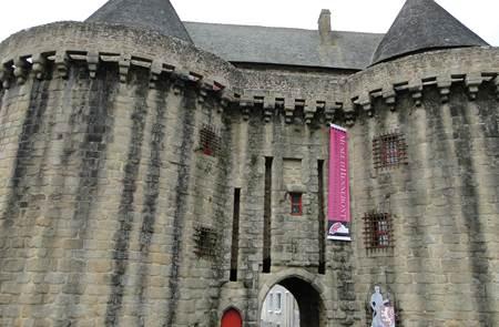 Musée de la porte Broerec Hennebont