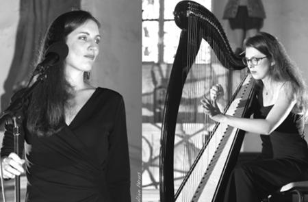 Festival des chapelles 2021 - #3 : Duo Jaffré / Lucas