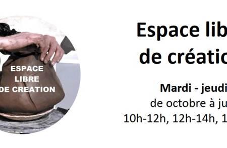 Espace Libre de Création - Héron Céramique