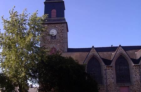 Eglise Saint Pierre et Saint Paul de Guilliers