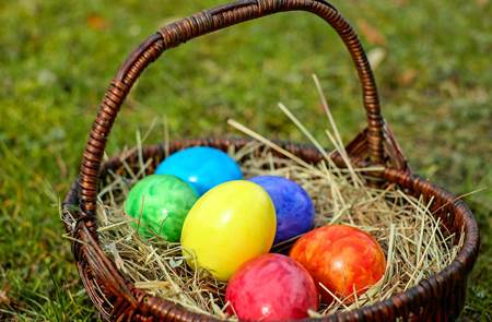 Atelier créatif autour de Pâques