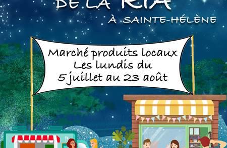 Marché Nocturne - Les Nocturnes de la RIA
