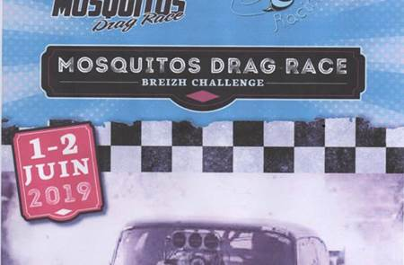 Mosquitos drag race à Guiscriff