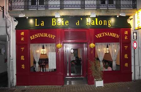 Restaurant La Baie d'Halong