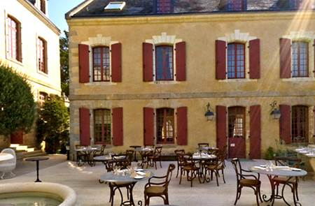 Restaurant La Table du Gouverneur