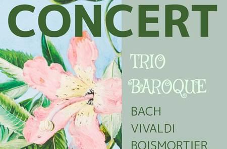 Concert Trio Baroque