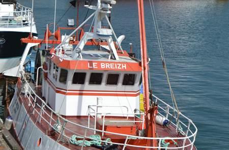 Port de Pêche Lorient Keroman