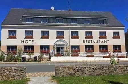 Hôtel-restaurant Le Gaudence