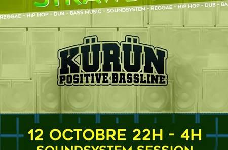 Concert - Stepart & Strawdogz & Kurun