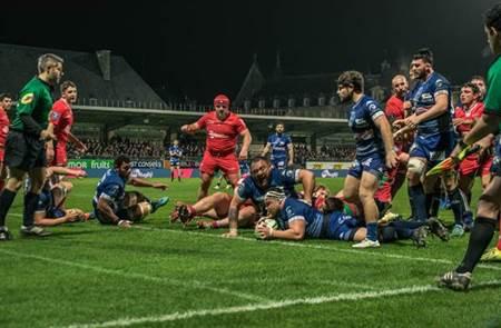 Match de rugby : RC Vannes vs Carcassonne