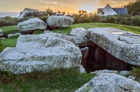 Le Tumulus de Rondossec