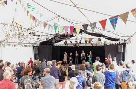 Festival de théâtre à Josselin