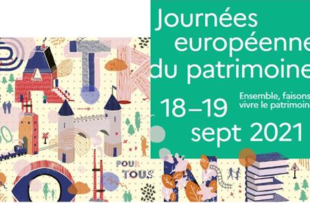 Journées Européennes du patrimoine - Saint-Philibert