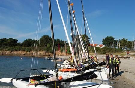 Société nautique de Locmariaquer