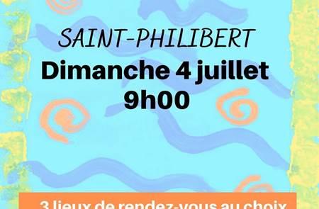 Nettoyages des Plages - Saint-Philibert