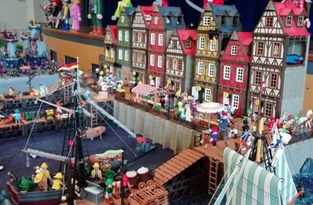 Exposition : Playmobil®